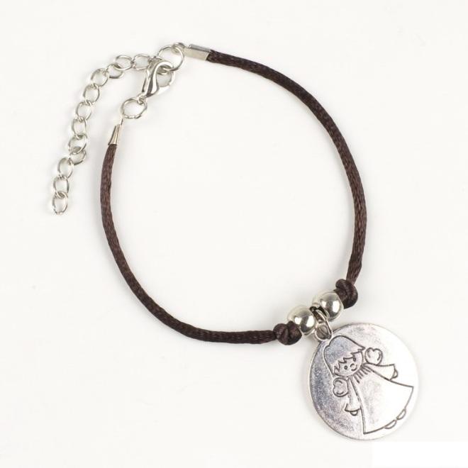 pulsera-medalla-angel-de-la guarda